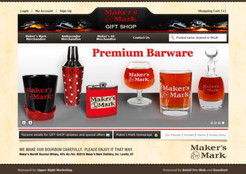 MakersMarkShop.com by Axertion