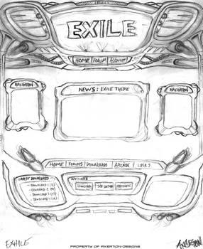 Exhile-Sketch