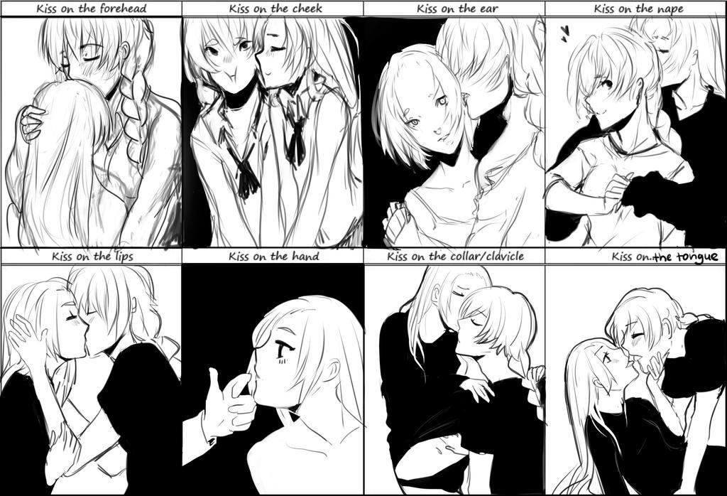 kiss meme by Toro-ro