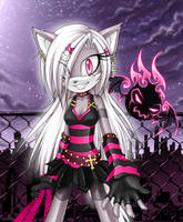 .:Welcome to Halloween-town:. by Ann-Jey