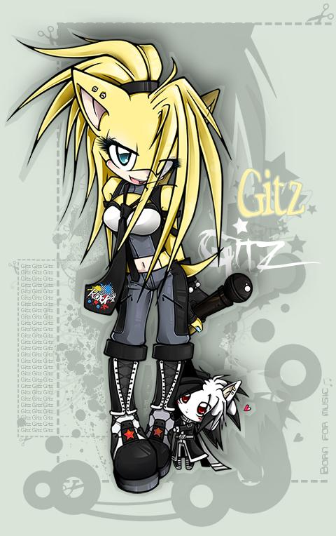 Gitz ID By YeanWhite By  Ann Jey On DeviantART