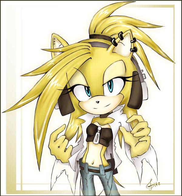 Dero The Hedgehog Gitz by Ann-Jey...