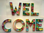 WEL-COME by Swapneil