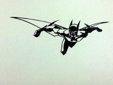 Batman : PaperCutting