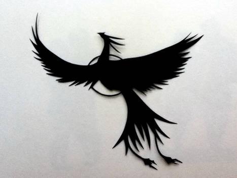 Phoenix : Papercutting