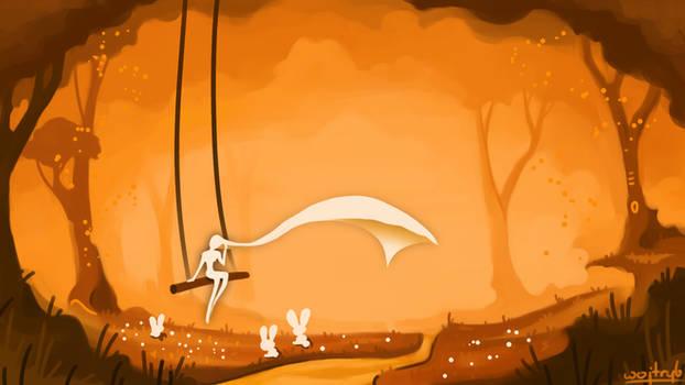 The swing (practise)