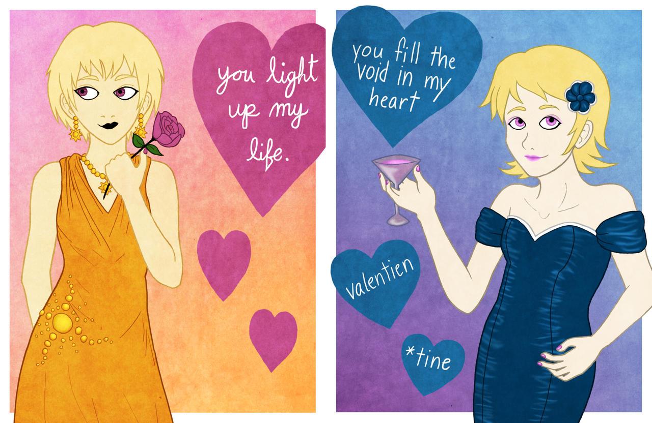 Lalondes Valentines by AdrianStreet