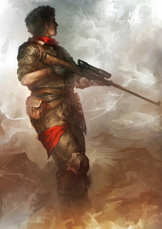Ranger by MaBuArt