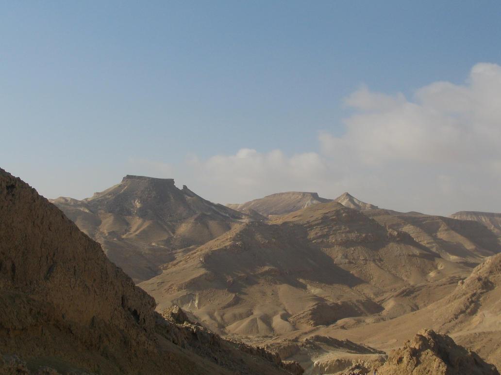 Desert (day 2-4) by anatglo100