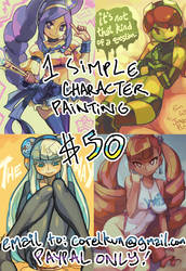 commissions open again!