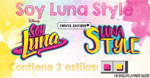 Soy Luna Style by bycariitO