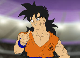 DBM - Opening - Yamcha color base #2 by Animaster3000