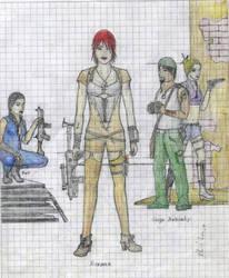 Assault Team by melhamin