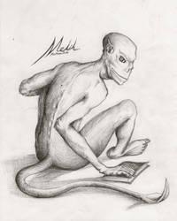 Demon by melhamin