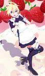 YYB Kagamine Len Memorable Maid +DL
