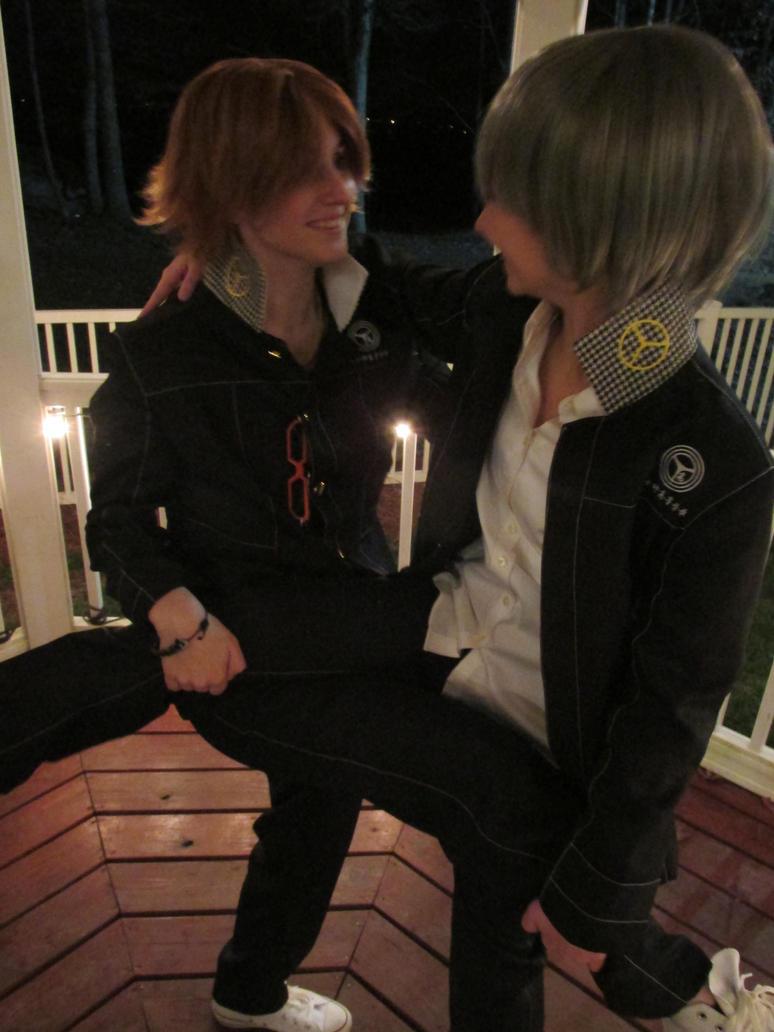 True love.. I-I mean Bromance... no homo...bro... by Tsusay