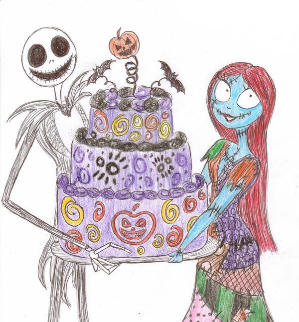 happy scary birthday by DB-artwork on DeviantArt