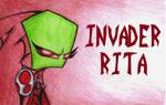 Invader Rita by DB-artwork