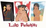 Lilo's Personalities