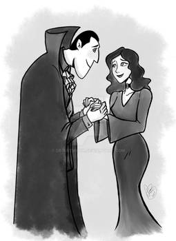 Dracula and Martha