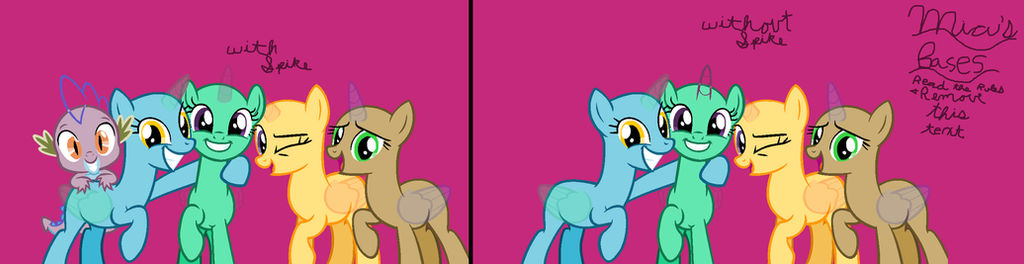 MLP ~Welcome to The Herd, Non-Brony Base~