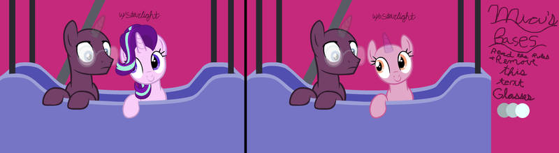 MLP ~We're Pretty High Up Base (COMM) 1/4~