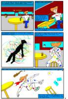 Splash in The Din Page 1 by PJM74