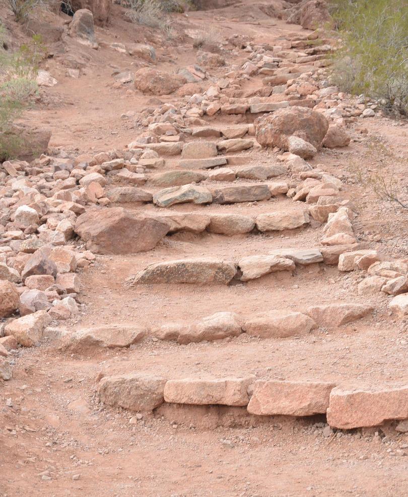 Rocky Path by PJM74