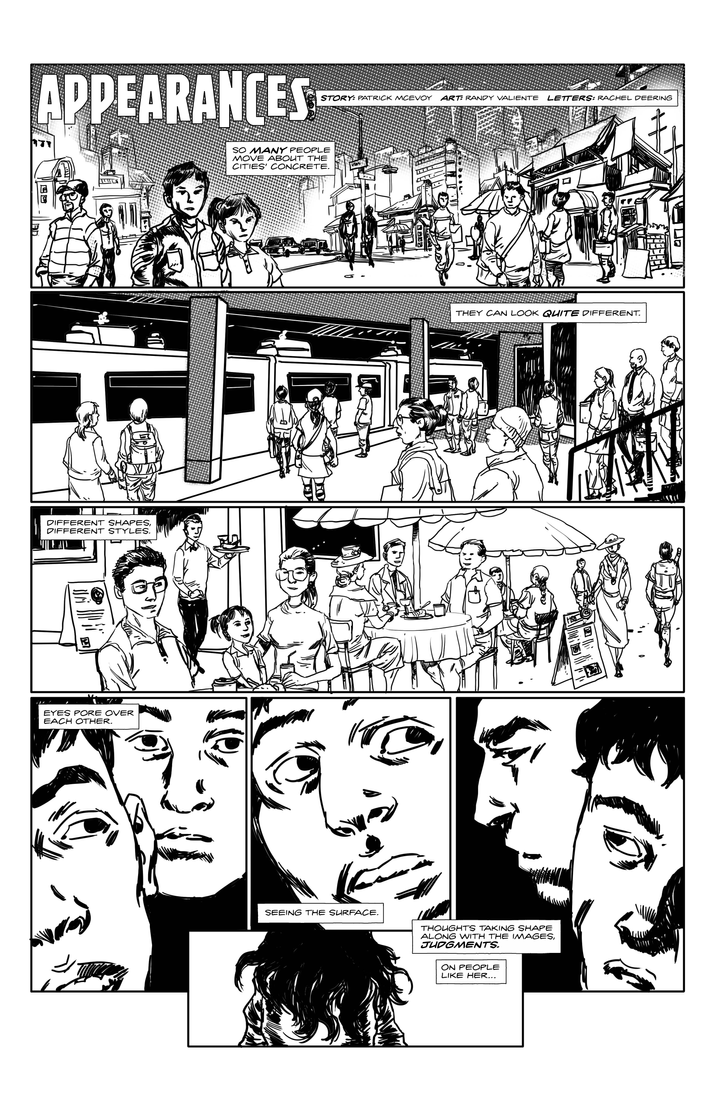 Appearances Page 1 by PJM74
