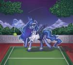 Request- Tennis Luna