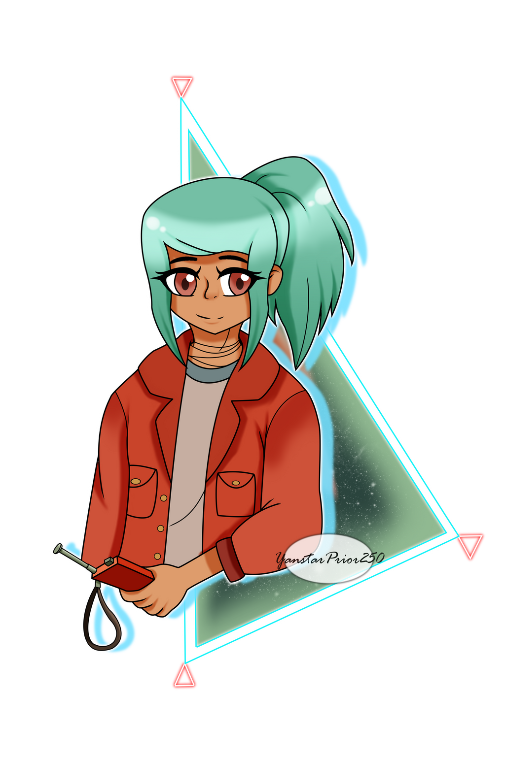 how to draw like oxenfree