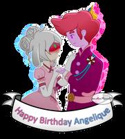~Happy Birthday Angelique~ by YanstarPrior250