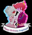 ~Happy Birthday Angelique~