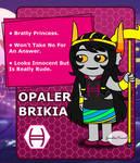 Hiveswap: Opaler Info by YanstarPrior250