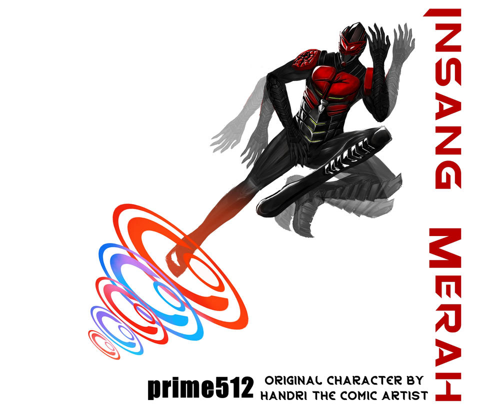 insang merah by prime512