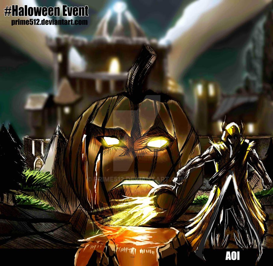 haloween by prime512