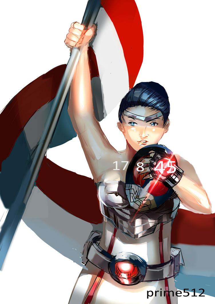 selamat hari kemerdekaan by prime512