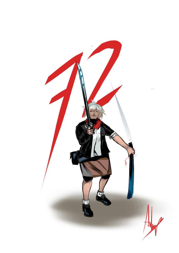 72 tahun kemerdekaan indonesia by prime512