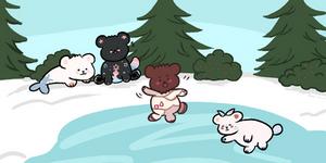 [baobears] on ice