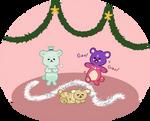 [baobears] let's dance!