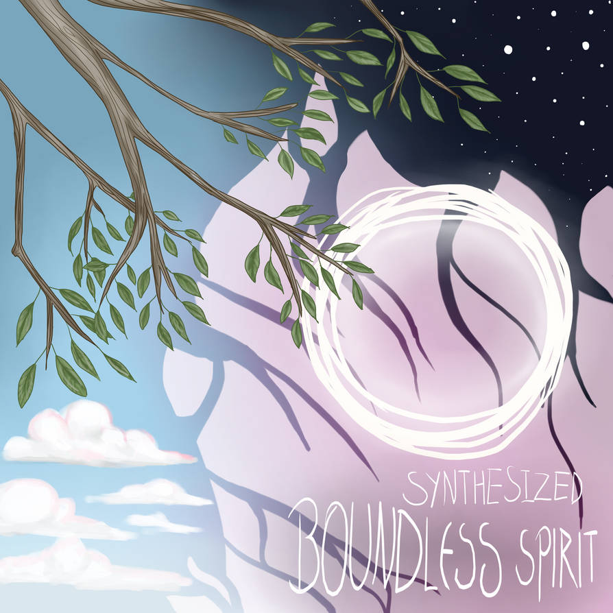 Boundless Spirit (synthesised) album cover