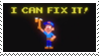 Fix-It-Felix Jr. Stamp by Camasaurus