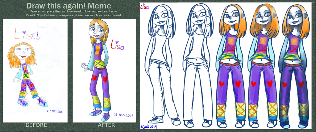 Improvement meme 2014 by Dice-x