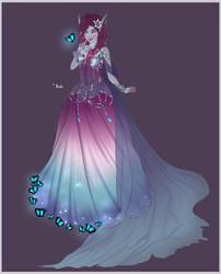 Lithendris Ball Gown by KirshiVanilla