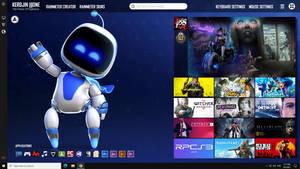 Astro Boy (Rainmeter Desktop)