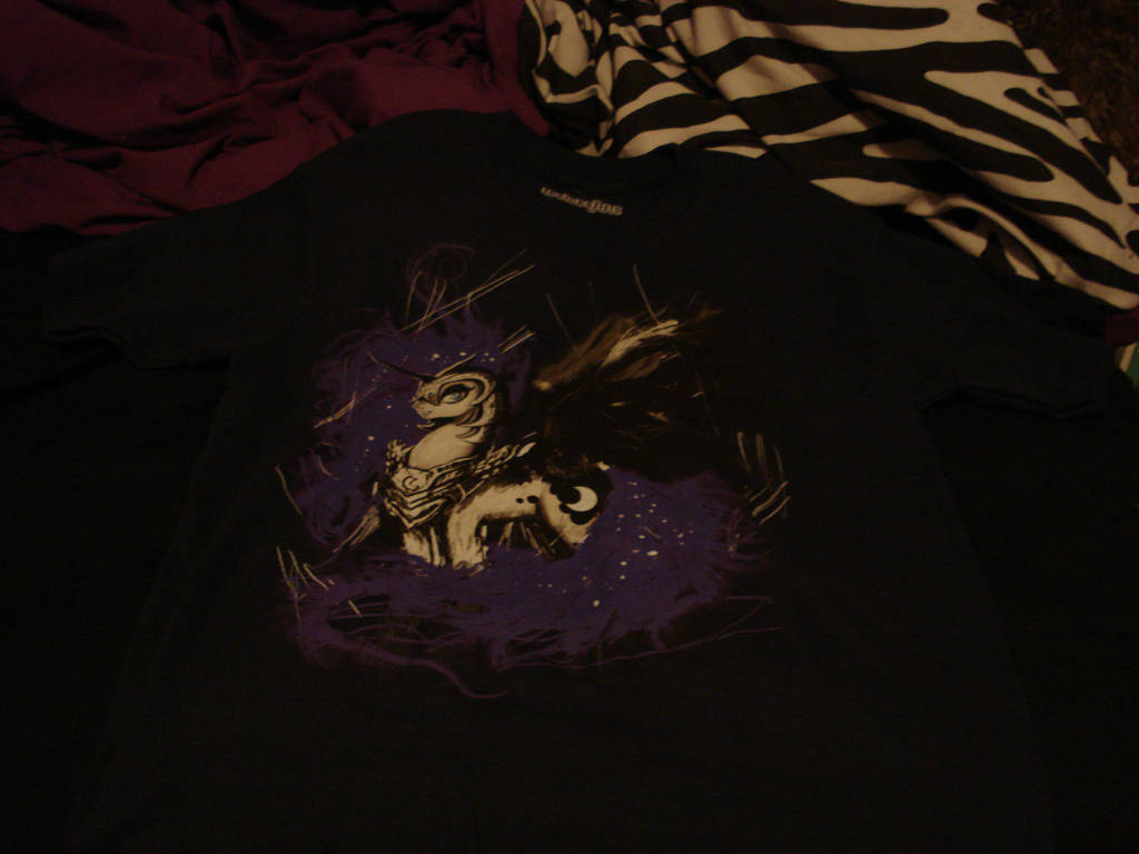 58a6e56d From the mall: Pic 3: Nightmare Moon T-shirt by BadGardevoir on ...