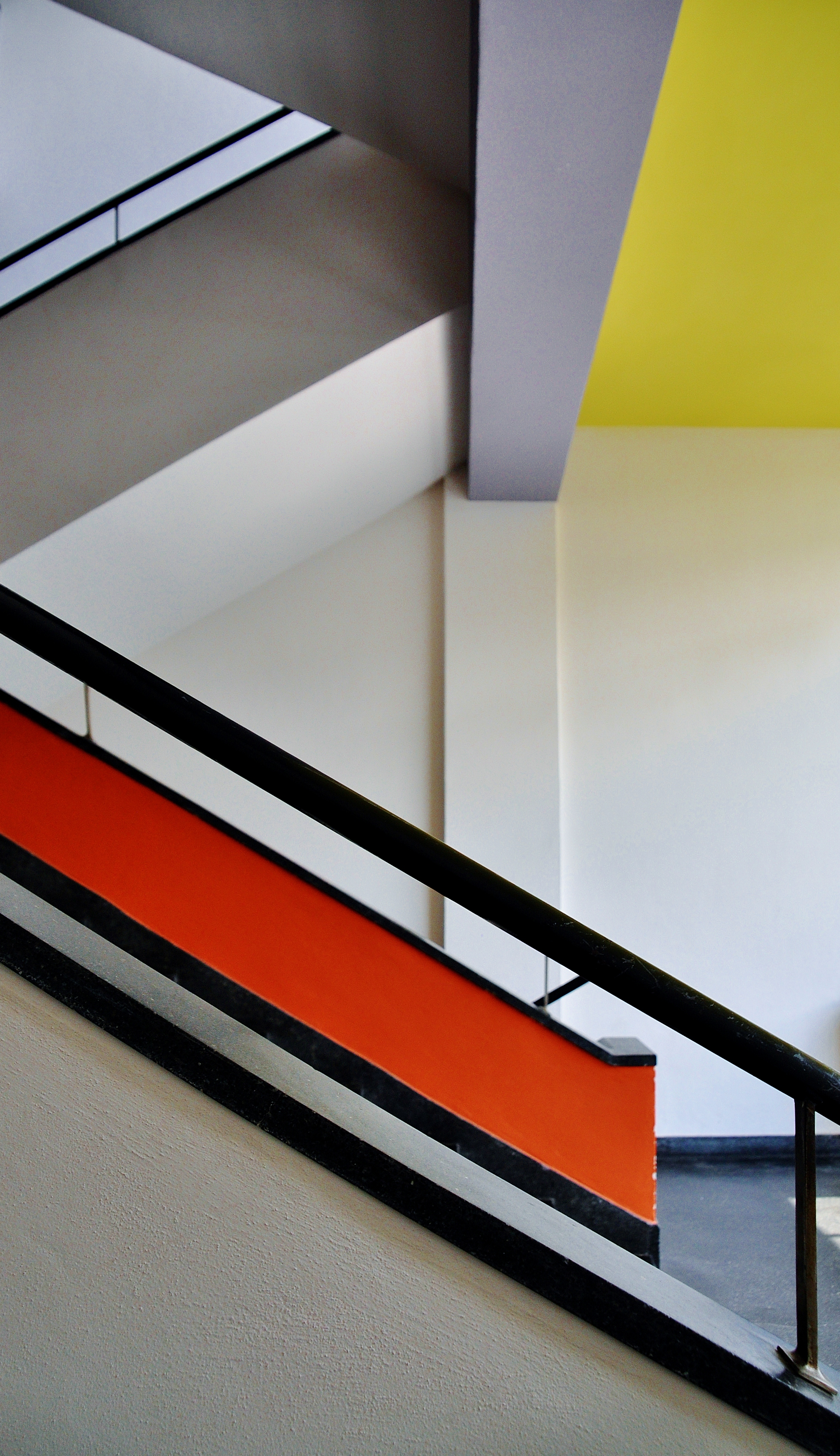 Bauhaus School Interior