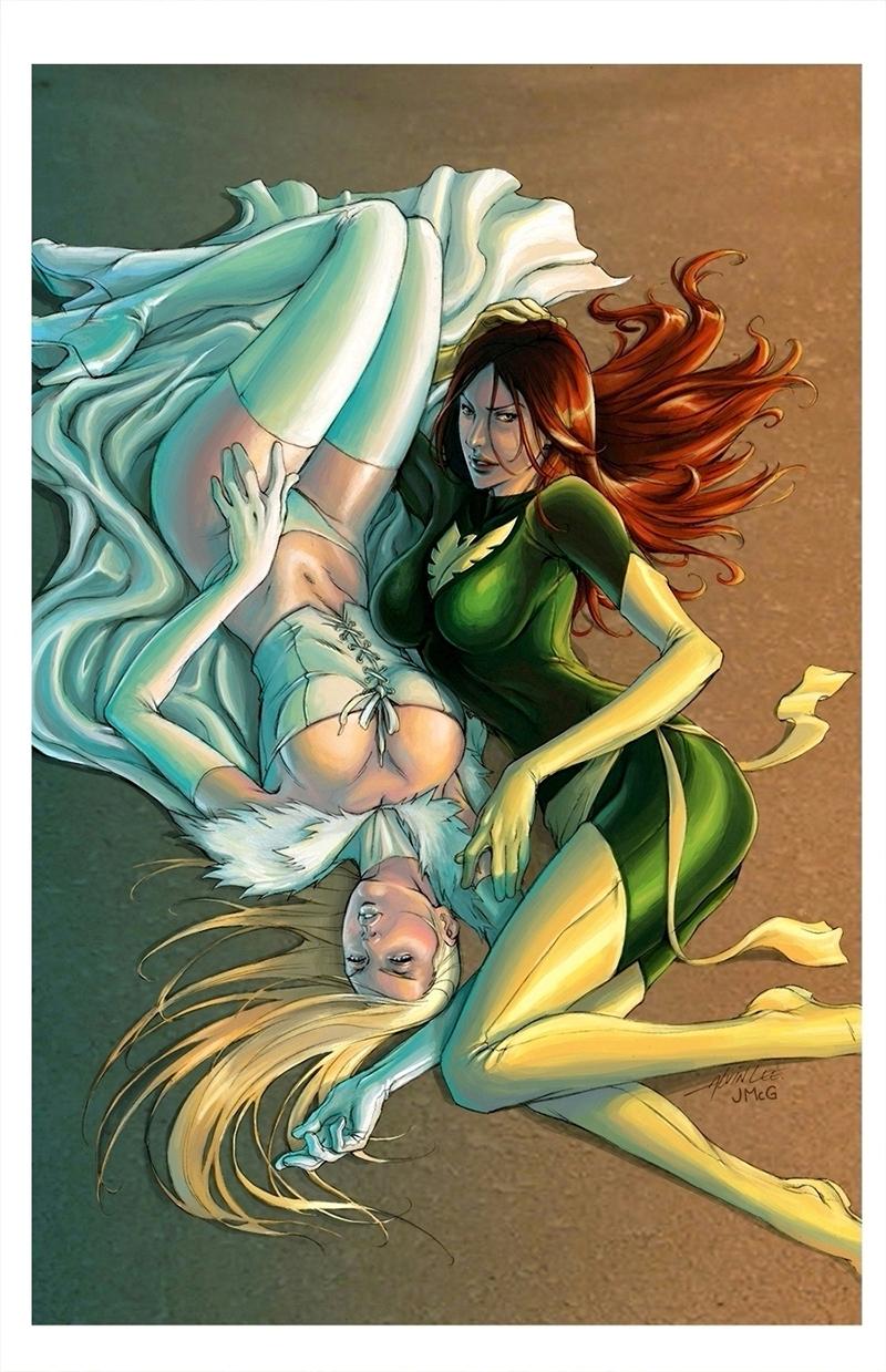 Alvin Lee's Emma + Phoenix by mcguinnessjohn