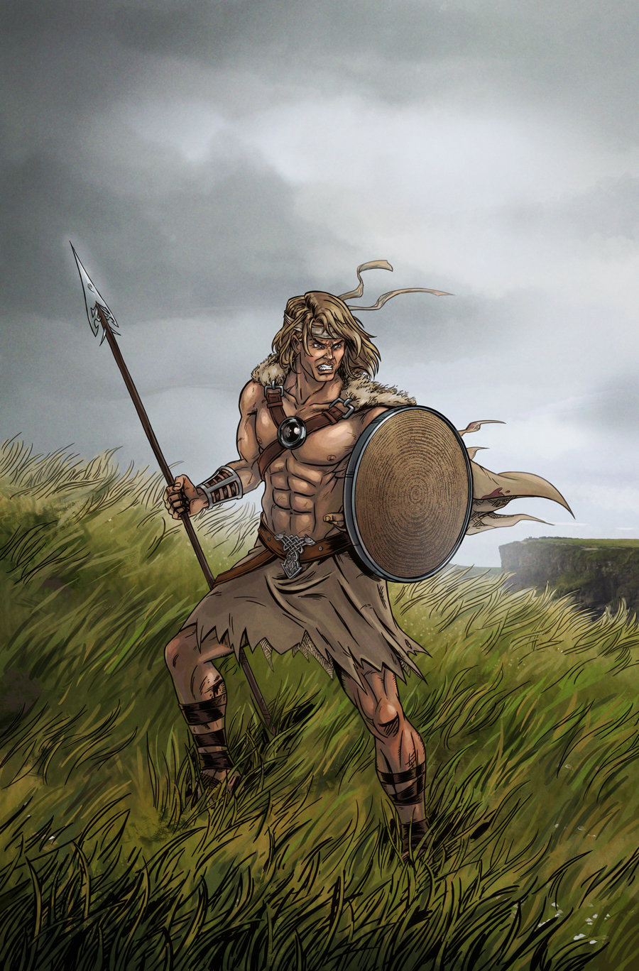 a brief history of the celtic warrior and the nature of celtic warfare The history of the celtic cross is rich with folklore the art on celtic crosses is often a mix of the supernatural and nature and includes pictures of humans.