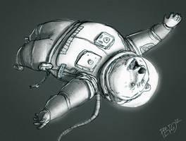 AstronautOSO by peerro